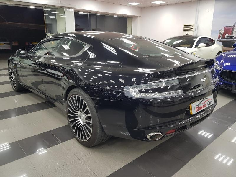 2017 Aston Martin Rapide In Muscat Oman Finance Available